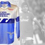 """E' stata anche """"Maralazio"""". L'omaggio del """"Lazio Museum"""" al grande Diego"""