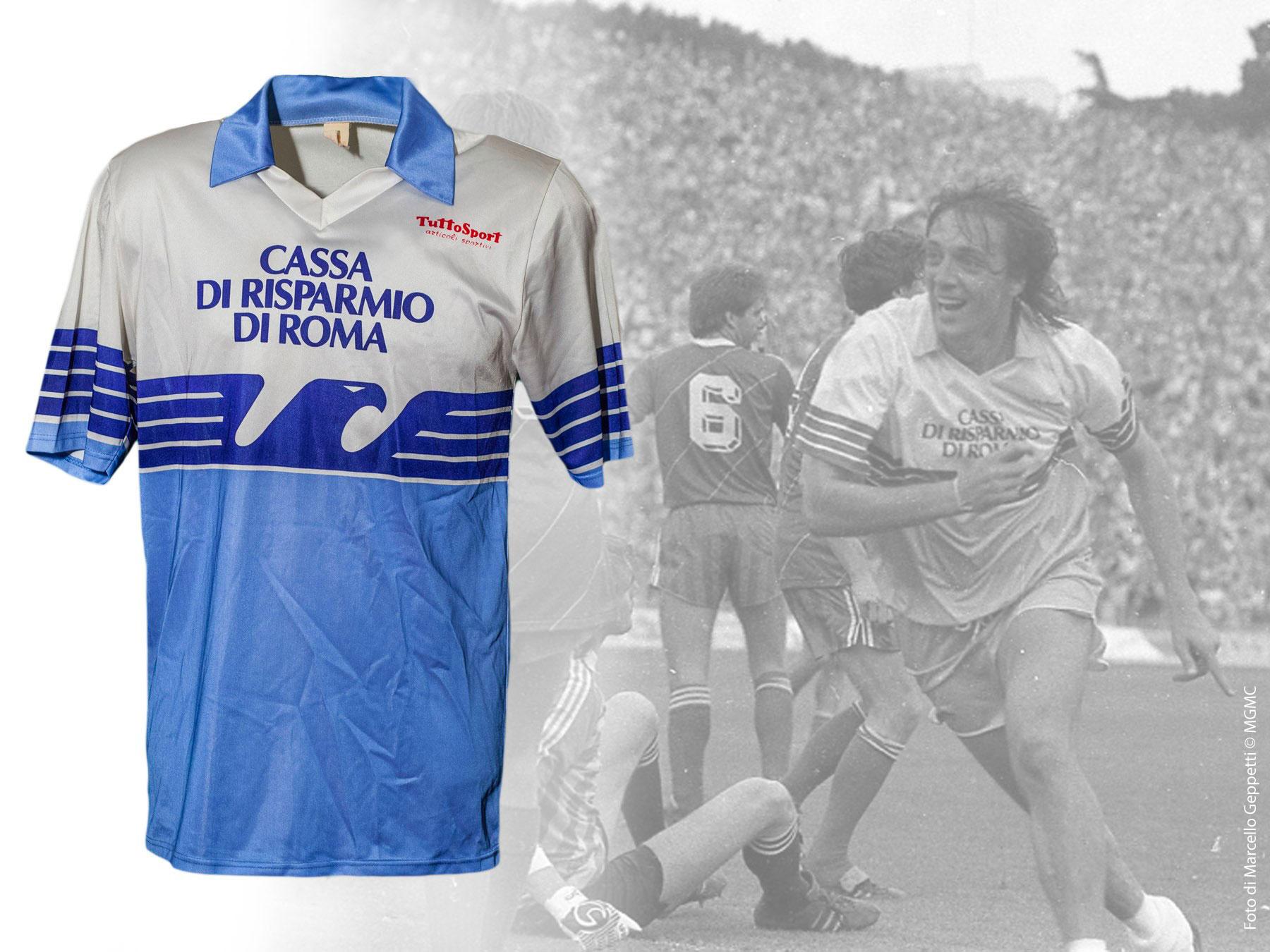 Afbeeldingsresultaat voor Lazio 1986