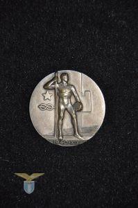 """1940, medaglia """"40esimo Anniversario Fondazione"""", fronte"""