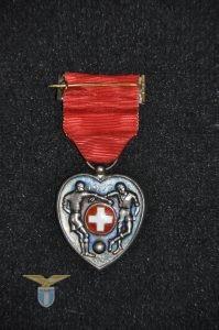 "1950, medaglia trofeo ""Teresa Herrera"", retro"