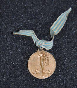 """1925, medaglia """"25esimo Anniversario Fondazione"""", fronte"""