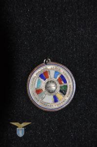 "1937, medaglia ""torneo calcio vecchie glorie"""