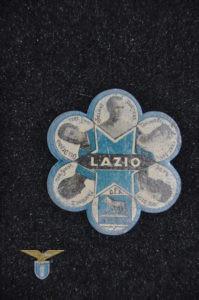 1931, girandola con emblema Lupa Capitolina, fronte