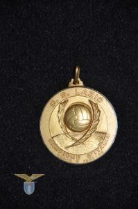 """1968/69, medaglia fronte, """"Campionato 1968/69"""" a Ferruccio Mazzola"""