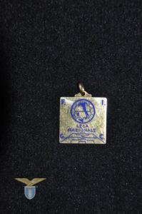 """1968/69, medaglia retro """"Lega Calcio 1968/69"""" a Ferruccio Mazzola"""