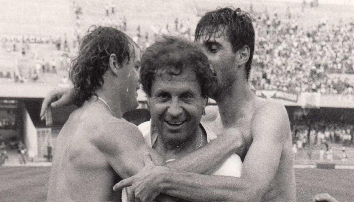Afbeeldingsresultaat voor Lazio 1987 fascetti