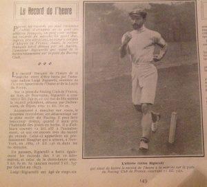 """Giornale """"La Vie au grand air """", periodico francesce (9 marzo 1902)"""