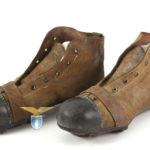 Ancherani porta a Roma le prime scarpe da football inglesi (1904)