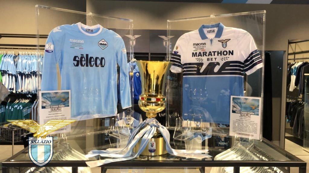 """Oggi, appuntamento al Lazio Style di Valmontone, con la Coppa Italia e le """"casacche vincenti""""."""