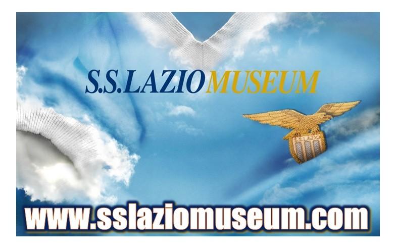 """Lazio-Genoa, il Lazio Museum espone """"casacche biancocelesti e tricolori sul petto"""" e la sorpresa 1915."""