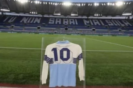 """Anche il """"Lazio Museum"""" non ti lascia mai sola… Per Lazio-Fiorentina omaggio a Vincenzo D'Amico e Giancarlo Antognoni"""