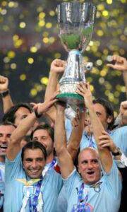 Supercoppa Italiana 2008/09, Sebastiano Siviglia e Tommaso Rocchi