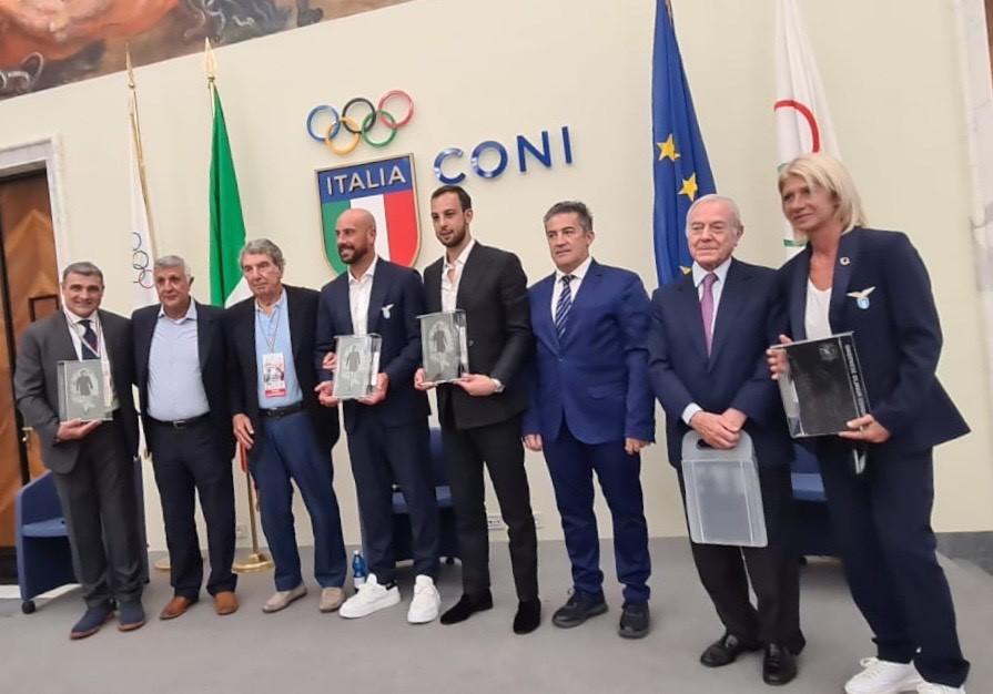 """A Pepe Reina e Carolina Morace il premio """"Manlio Scopigno e Felice Pulici"""" edizione 2020/21"""